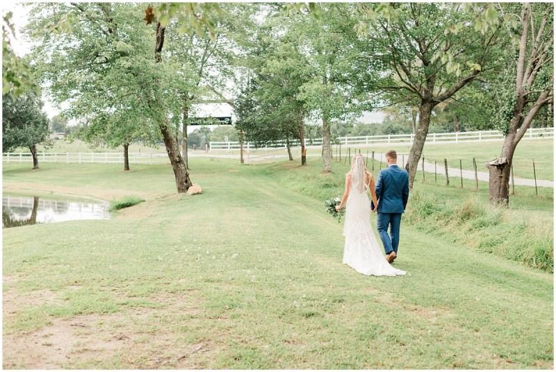 South Wind Ranch Wedding | Bride & Groom Portraits