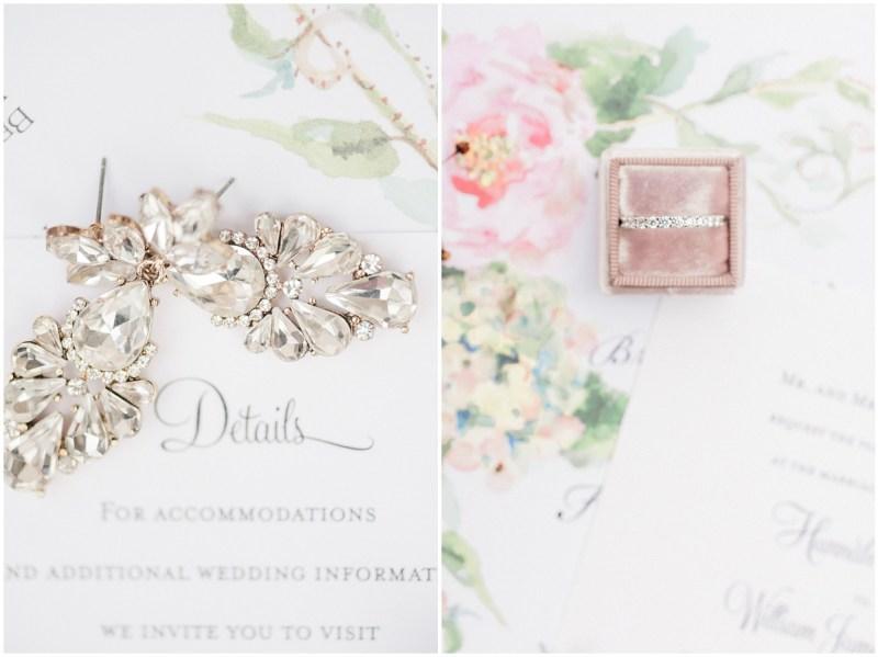 Fine art wedding photography bridal details