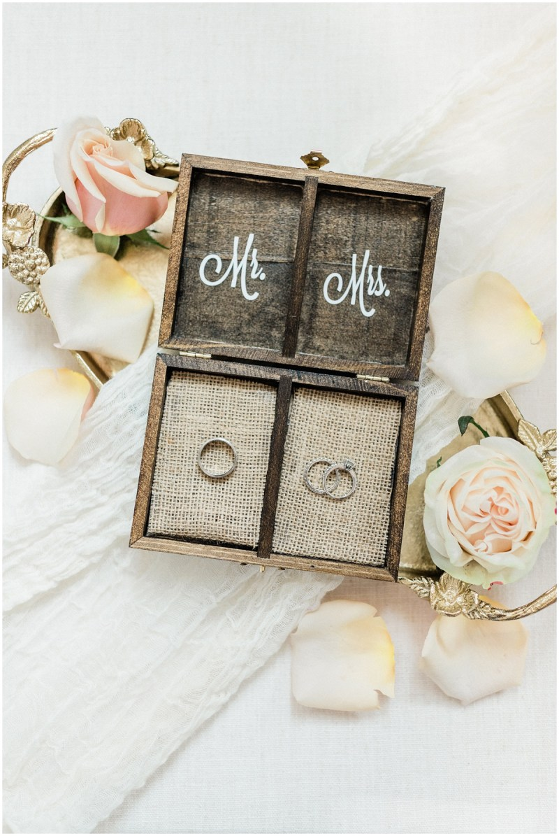 Bridal details | Downtown Greenville wedding
