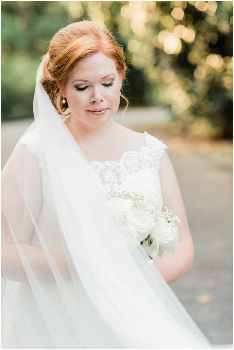 Spartanburg SC Bridal Portraits