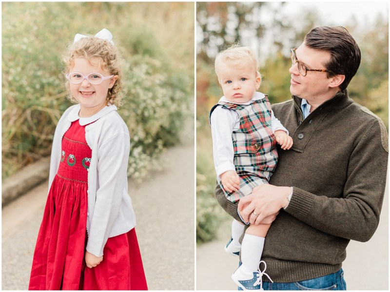 Greenville, SC Holiday Portraits