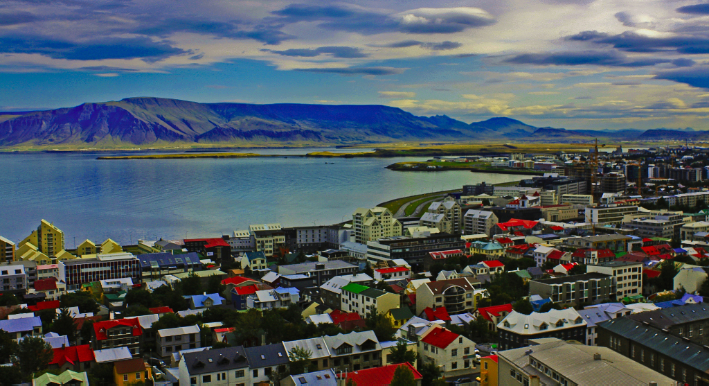 Image result for iceland city