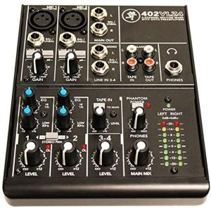 Mackie 402VLZ4, 4-channel Ultra Compact Mixer with High Quality Onyx Preamps - Thephotosavings