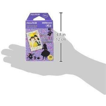 Fuji Instax Mini Films - Disney Alice in Wonderland | Usable with Polaroid Mio & 300 - Thephotosavings