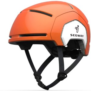 SEGWAY Ninebot Kids Bike Helmet, Adjustable and Multi-Sport Helmet for Children, Orange, CE/CPSC Certified, XS/S, Small