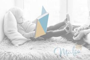 Rincón de lectura, Lectura infantil, libros niños, Montessori, Maloo Studio