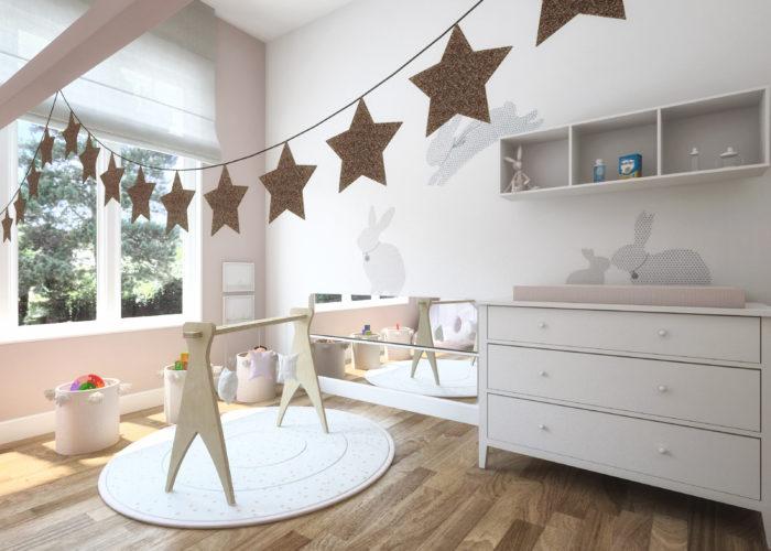 Montessori, diseño infantil, waldorf, decoración, niños