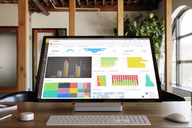 Microsoft announces Surface Studio, an all-in-one PC – Pocket-lint