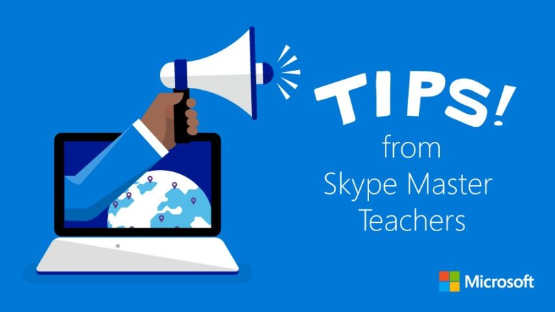 Skype Master Teachers' Tips