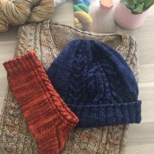 """Collection tricot """"Une année à Poudlard"""""""