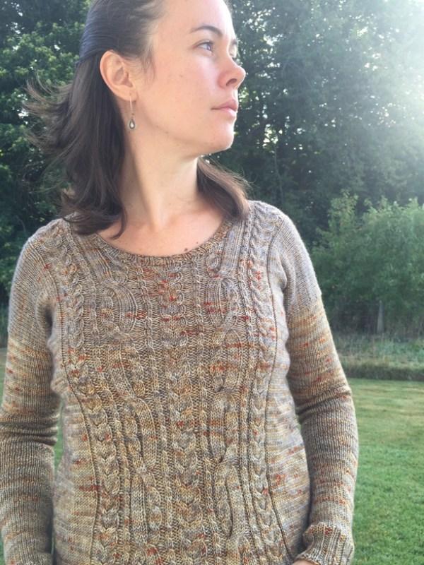 """Pull Rubeus - Collection tricot """"Une année à Poudlard"""""""