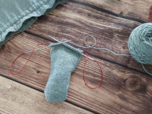 Aiguilles fixes Chiagoo pour tricot circulaire