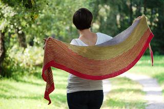 Color affection - 10 châles au tricot pour l'automne