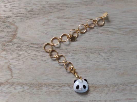 Compte rangs- Panda - Maloraé Designs