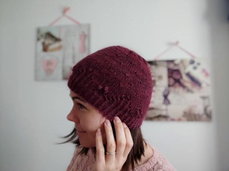 Malva hat - Maloraé Designs