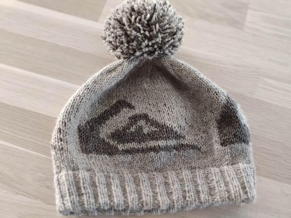 Bonnet tricot jacquard - Maloraé Designs