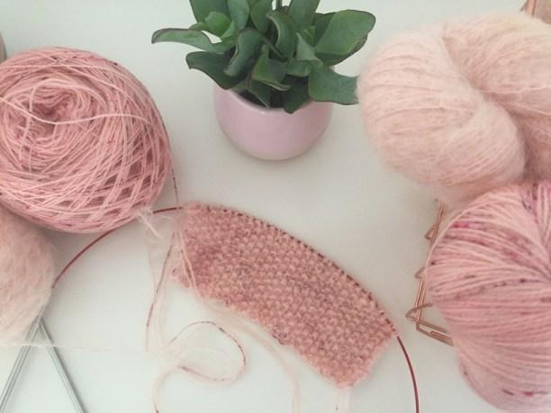 Échantillon tricot - Maloraé Designs