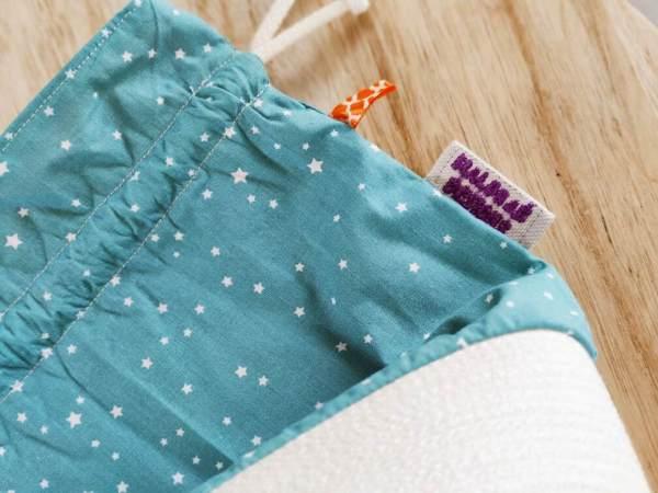 Panier à projets tricot - Étoiles - Taille M - Maloraé Designs