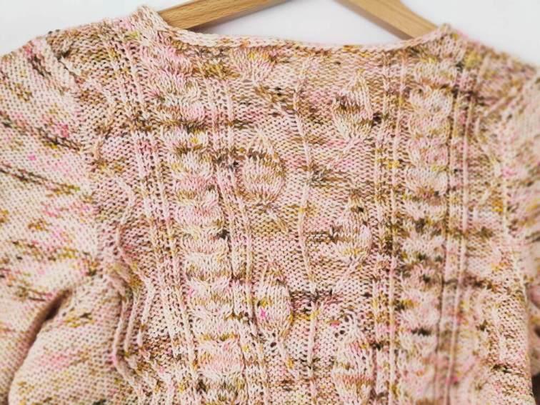 Bellis cardigan - Appel au test tricot - Maloraé Designs