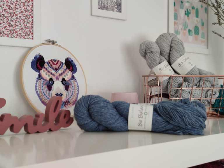 Tricoter en été, quelles matière choisir? - Maloraé Designs