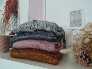 Planning patrons de tricot 2021 - Maloraé Designs