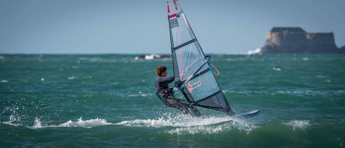 William, le vent, les vagues, et la baie