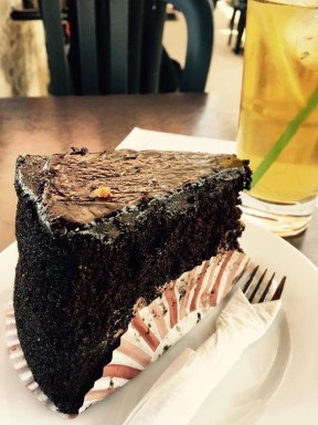fontanella(フォンタネッラ)のチョコレートケーキ