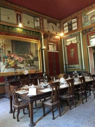 ナシャールにあるPalazzo Parisioの内観