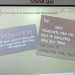 マルタで議論した幸せの感じ方 ~マルタの授業内容を少し紹介します~