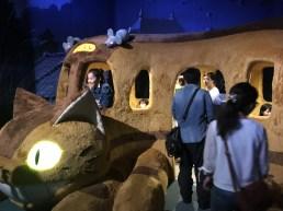 Studio Ghibli Exhibition Catbus