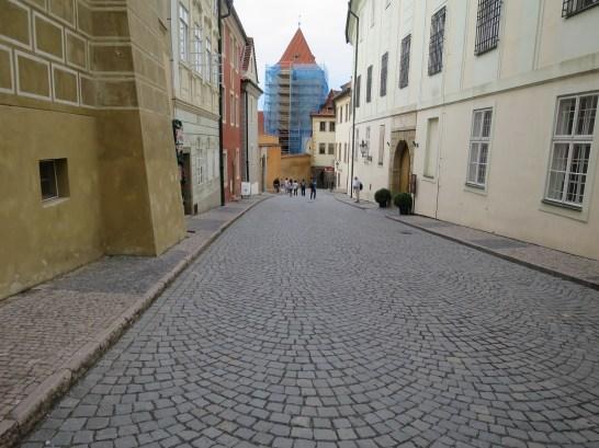 プラハ城内3