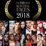 世界で最も美しい顔100人【2018】-日本人美女のノミネート一覧