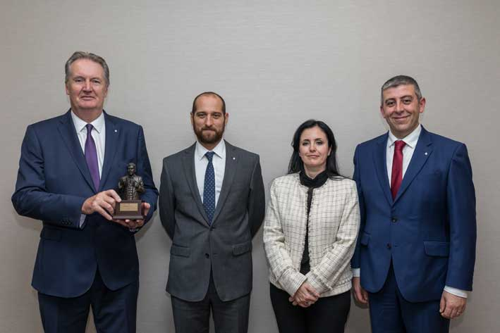 BNF Bank wins the prestigious Bank of the Year 2020 Award by 'The Banker'