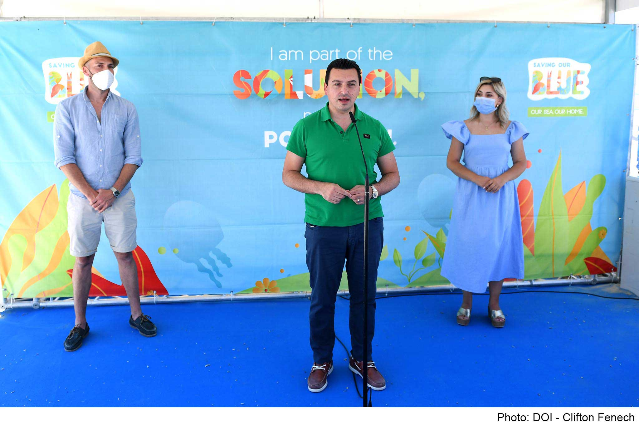 Campaign on marine protection launched