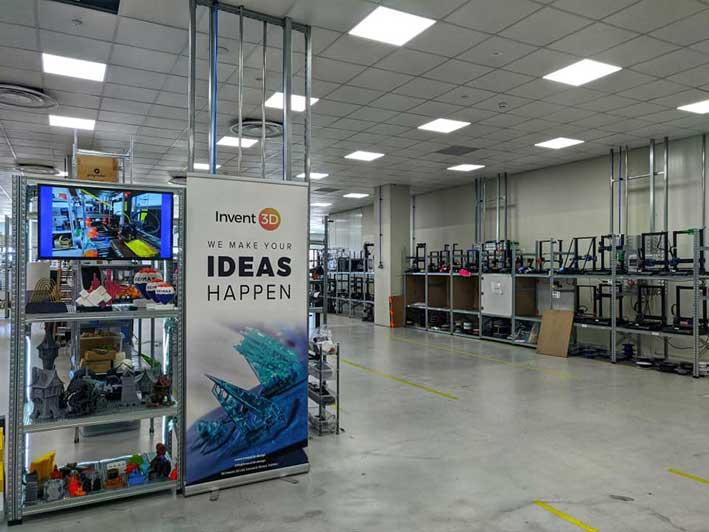 Malta's largest 3D print farm opens