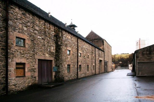 Mortlach Distillery Dufftown (Photo Credit: Andrew Wood - From geograph.org.uk)
