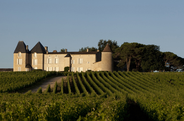 Château d'Yquem - Photo Credit: LVMH News - www.lvmh.com