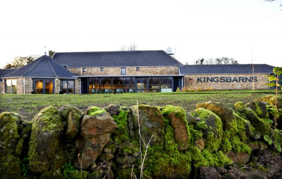 On another front, Wemyss' Kingsbarns Distillery recently opened. Photo Credit: whiskyintelligence.com