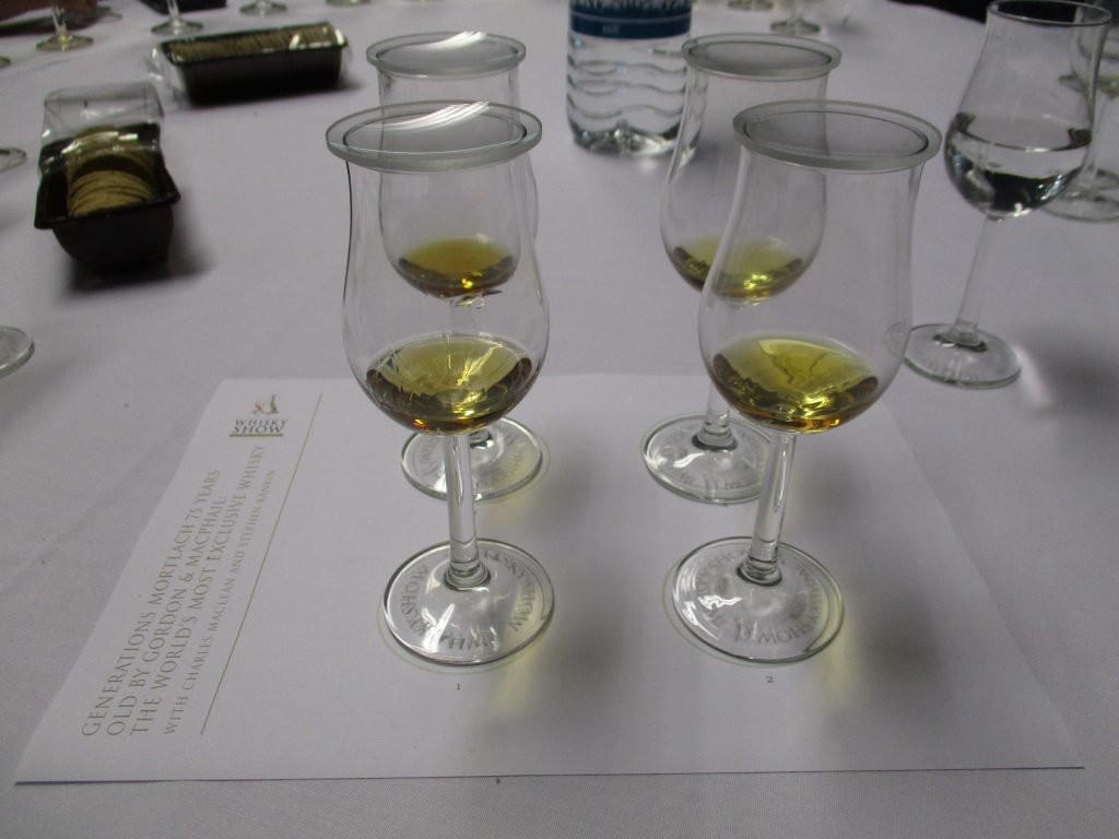 The Masterclass Drams © Malt and Oak