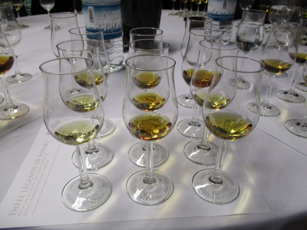 Nine Drams of Legends © Malt and Oak