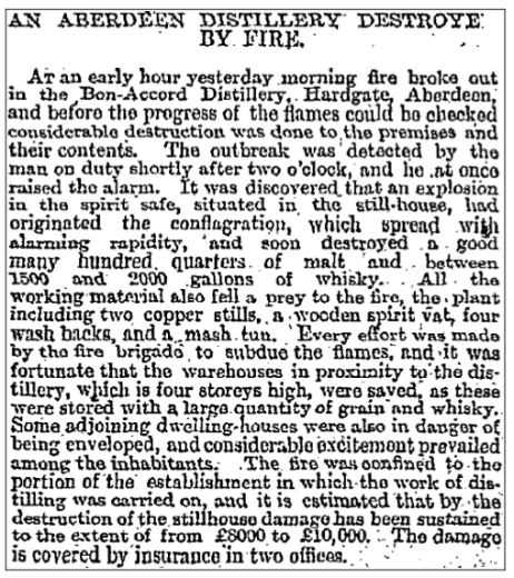 The Scotsman 25th of February 1885
