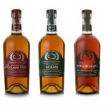 Golan Heights Distillery – Golani Black Single Cask 18 (58.6%)