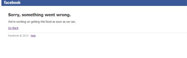 Worldwide panic among users as Facebook stops working for some minutes