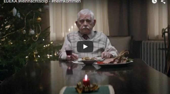 German Supermarket Christmas Ad will make you Cry, Guaranteed