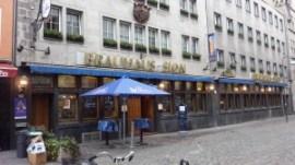 Sion Brauhaus en Colonia