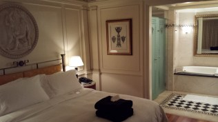 Out room, sleeping area