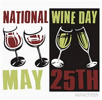 NATIONAL WINE DAY – TASTING EVENING