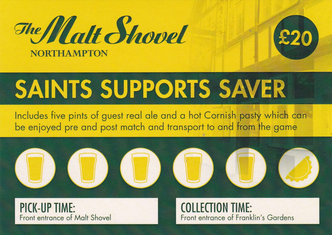 Saints Supports Saver