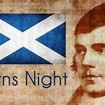 Burns night celebrations