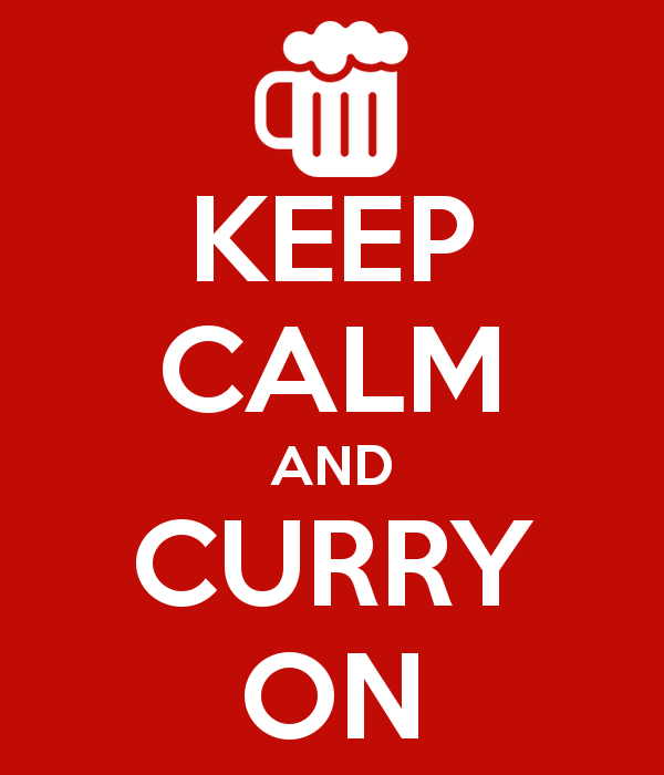 January's Curry Club